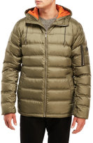 O'Neill Hooded Down Puffer Jacket