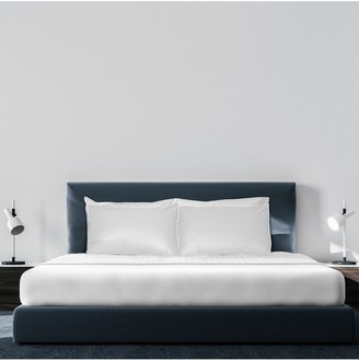 Luxe Soft & Smooth Tencel 6-Piece Sheet Set - White - Full Size