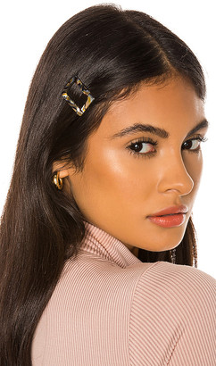 France Luxe Marquee Cutout Tige Boule 3 Pack Hair Pins