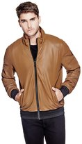 GUESS Emmet Quilted Bomber Jacket