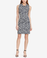 American Living Patterned Jacquard Dress