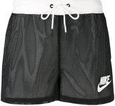 Nike mesh track shorts - women - Polyester - M