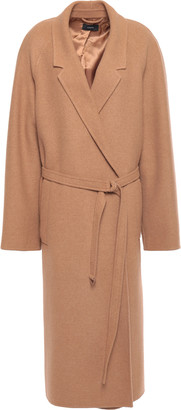 Joseph Belted Camel Coat
