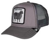 Men's Goorin Brothers 'Shades Of Black' Mesh Trucker Hat - Grey