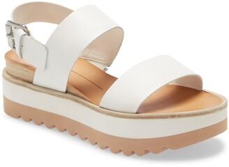 Dolce Vita Moxie Platform Wedge Sandal