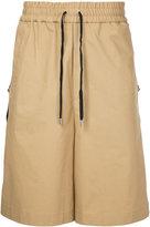 Public School drawstring shorts