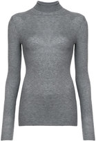 Vince cashmere high neck sweater