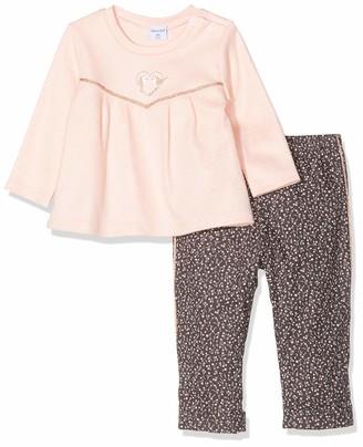 Absorba Baby Girls' 7p36471-ra Ens Pantalon Clothing Set