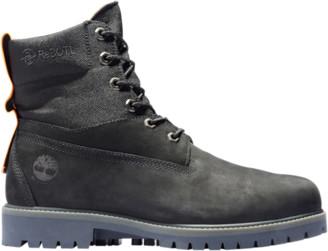"Timberland 6"" WP Treadlight Boot Outdoor Boots - Black Nubuck"