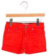 Stella McCartney Boys' Cuffed Denim Shorts