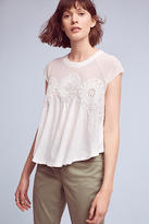 Meadow Rue Mesh Medallion Top