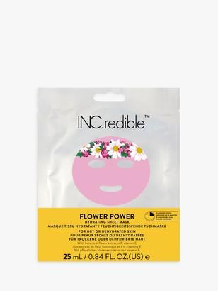 Nails Inc INC.redible Flower Power Facial Sheet Mask, 24ml