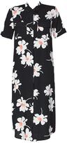 Vila Shirt Dresses - Black