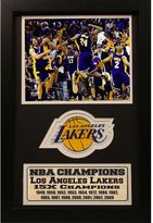 Los Angeles Lakers Patch Frame