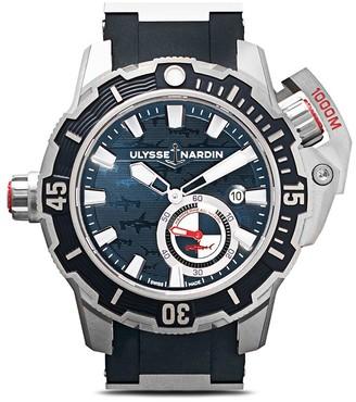 Ulysse Nardin Diver Deep Dive Hammerhead Shark Limited Edition 46mm