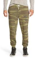 Alternative Men's 'Dodgeball' Camo Print Sweatpants