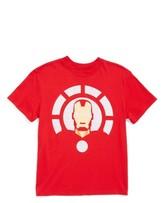 Mighty Fine Boy's Iron Man Graphic T-Shirt