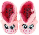 Skechers Lil Critters (Infant) (Pink) - Footwear