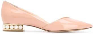 Nicholas Kirkwood 25mm CASATI D'Orsay ballerina shoes