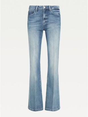 Regular Rise Organic Cotton Bootcut Jean