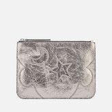 McQ Women's Loveless Large Pouch - Silver