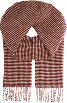 Johnstons Brodie Cashmere Wool Chunky Scarf