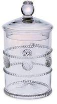 Juliska Isabella Mini Glass Canister/Vase