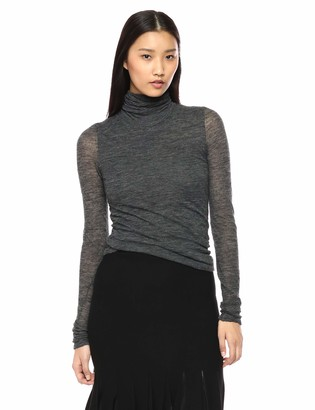 Theory Women's Twist Turtleneck Pullover