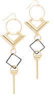 Adia Kibur Sage Earrings