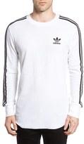 adidas Waffle Knit Thermal T-Shirt