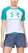 Under Armour Women's UA Baseball T-Shirt