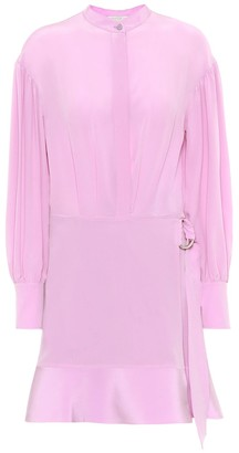 Stella McCartney Silk minidress