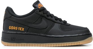 Nike Air Force 1 GTX embroidered sneakers