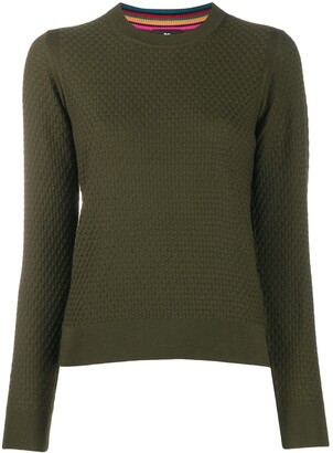 Paul Smith Waffle Knit Jumper