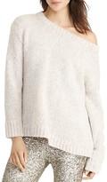 Lauren Ralph Lauren Slouchy Crew Neck Sweater
