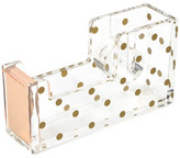Concepts in Time Clear/Gold Tape Dispenser