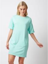 George Brushed Sweat T-shirt Dress