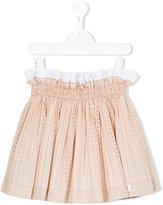 No21 Kids pleated skirt