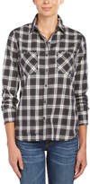 True Religion Plaid Utility Shirt