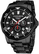 Akribos XXIV Men's Conqueror Watch