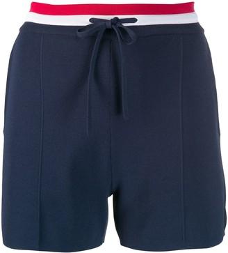 Thom Browne RWB-stripe shorts