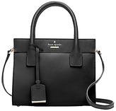 Kate Spade Cameron Street Mini Candace Leather Satchel