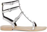 Rebecca Minkoff Georgina Sandal - Black 5.5 Size
