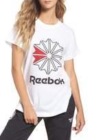Reebok Women's Graphic Logo Tee