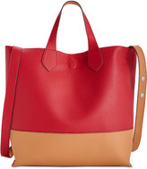 Style&Co. Style & Co Clean Cut Reversible Crossbody Tote, Created for Macy's