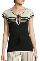 Nanette Lepore Dolce Sweater Top