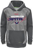 Reebok Boys 8-20 Washington Capitals Forecheck Hoodie