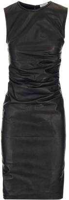 P.A.R.O.S.H. Sleeveless Midi Dress