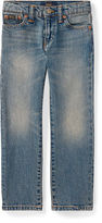 Ralph Lauren 2-7 Hampton Straight Stretch Jean