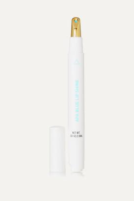 APA BEAUTY Blue Lip Shine - Colorless